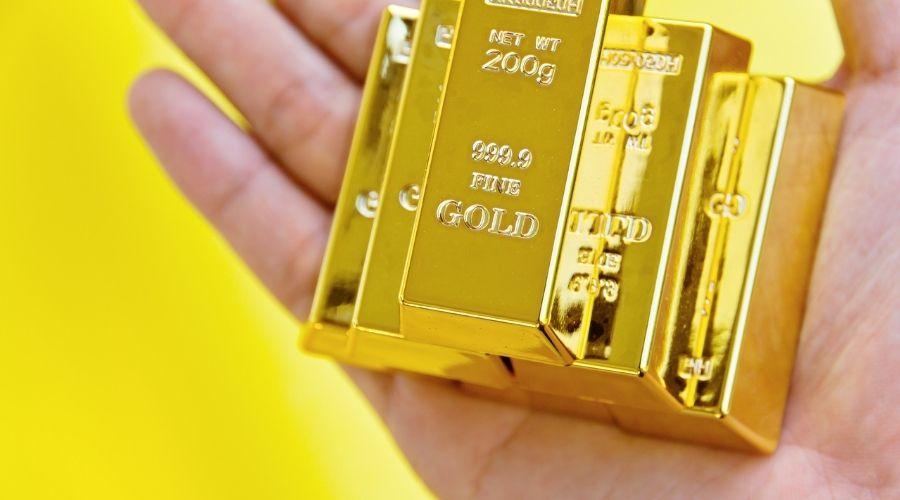 Gold Investment Bars