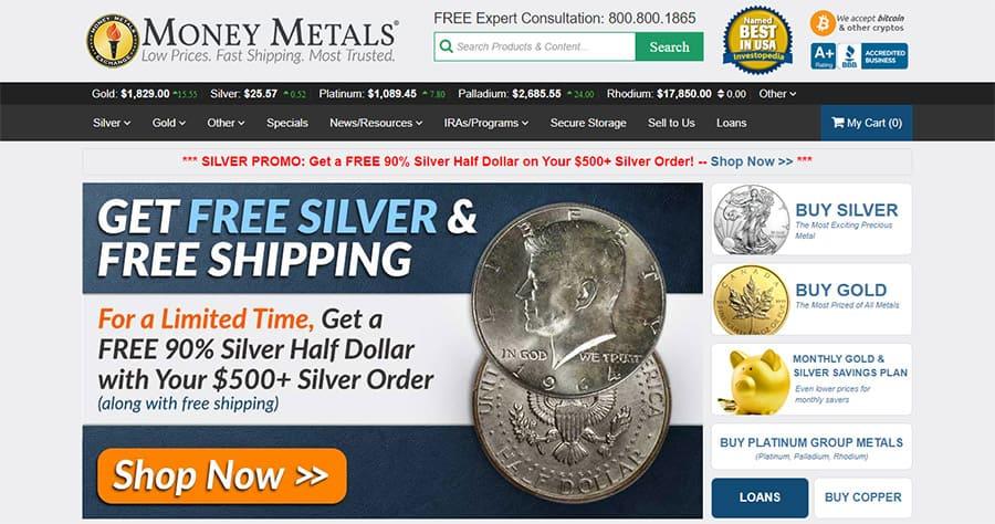 Money Metals Review