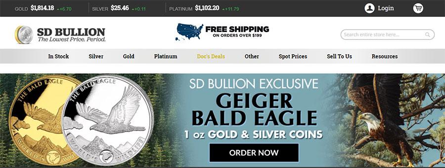 SD Bullion Review - Scam Or Legit Company?